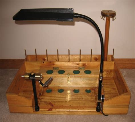 fly fishing bench 74 best images about fly tying station on pinterest