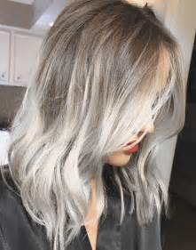 how to do ash ombre highlight on hair 15 best ideas about silver ash on pinterest grey blonde