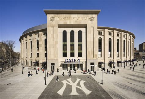 Contemporary Vs Modern by Yankee Stadium Populous