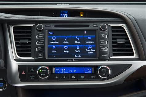 Toyota Radio How To Remove Radio From 2005 Toyota Highlander