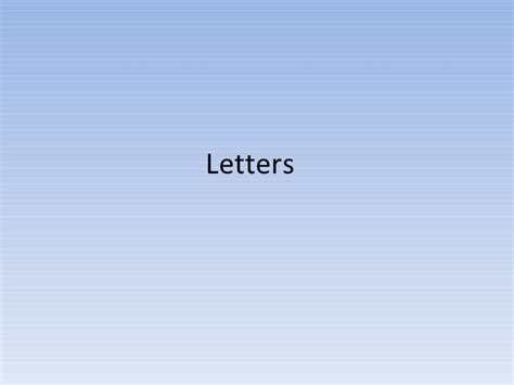 parts of a letter part 1 letters emails with indirect questions 1531