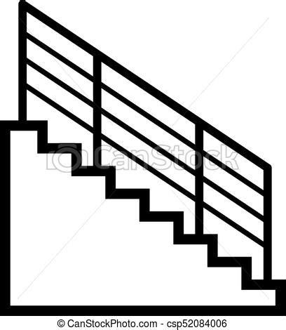 handrail design icon view stairs clipart jaxstorm realverse us
