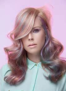 pastel hair color 2017 hair colors with pastel highlights best hair