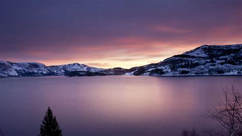 nature lake sunrise mountain wallpapers hd desktop