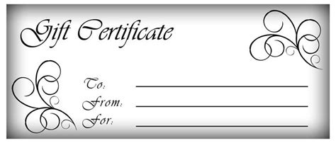 printable shopping gift vouchers click here for full size printable gift certificate gift