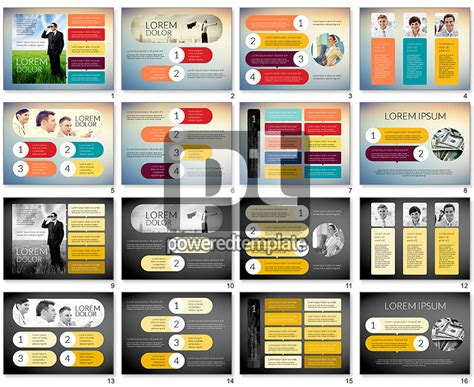 20 best business powerpoint templates great for