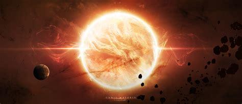 bintang sirius wallpaper vy canis majoris supernova page 2 pics about space