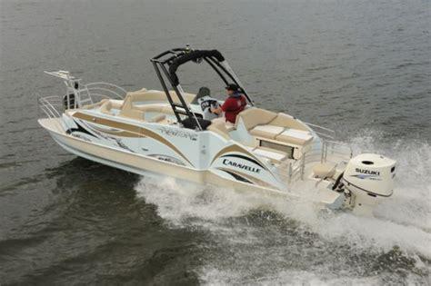 caravelle razor boats reviews caravelle razor 258 party fish pontoon deck boat magazine