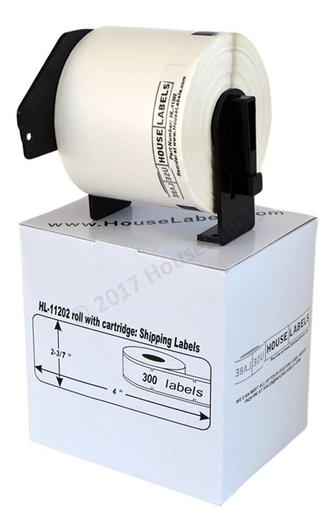 Label Cartridge Dk 11202 White Shipping Label dk 1202 paper shipping label roll best paper 2017