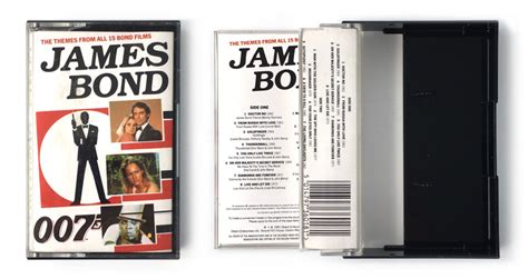 james bond themes london theatre orchestra james bond 007 tapes cassettes music