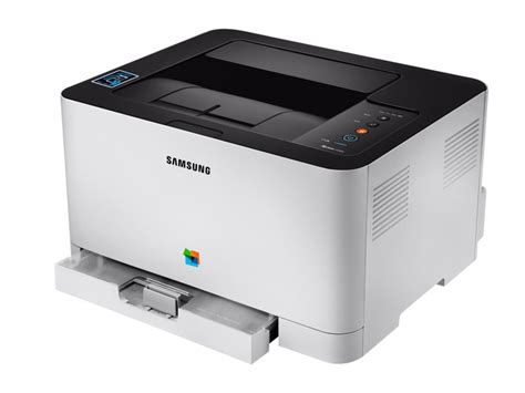 Printer Laser Warna Samsung samsung sl c430w color printer xpress copyfaxes