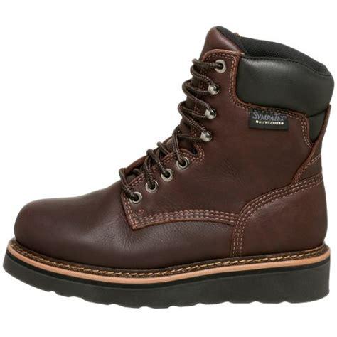 golden retriever work boots golden retriever s 8 quot waterproof work boot brown 16 m