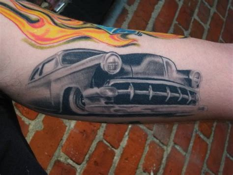 car enthusiast tattoo car tattoos tattoo art gallery