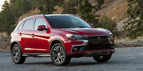 2017 mitsubishi outlander sport vehicles on display
