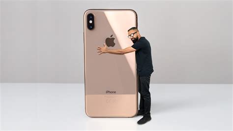 the about the iphone xs max 2 months later