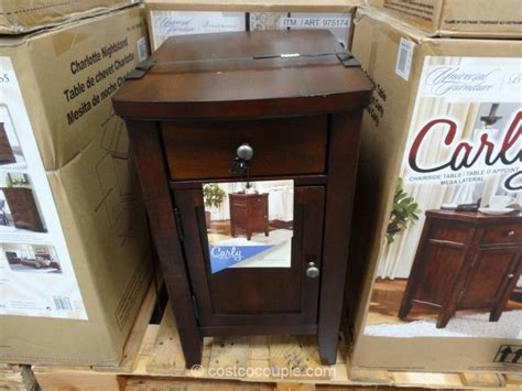 universal furniture chairside table