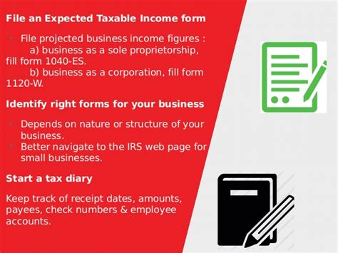 Business Tax Records How To Prepare For Small Business Tax