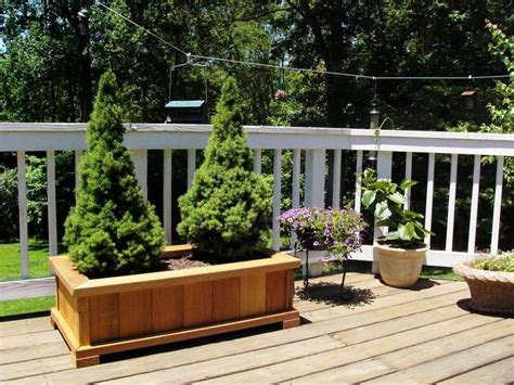 How To Build A Planter by Elevated Cedar Planter Box Iimajackrussell Garages