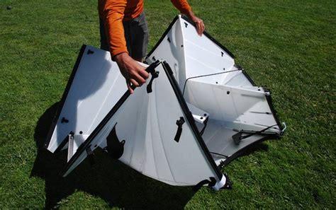 Origami Kayak - oru origami foldable kayak wordlesstech