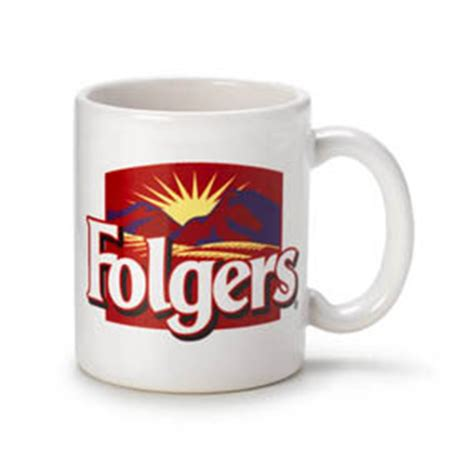 Folgers Sweepstakes - free folgers coffee mug giveaway
