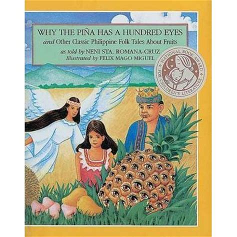 Book Giveaways Philippines - why the pi 241 a has a hundred eyes and other classic philippine folk tales about fruits
