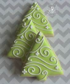 tree biscuit decorations best 25 tree cookies ideas on