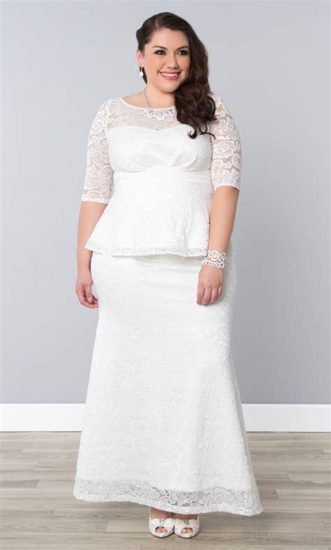 Size 5x Wedding Dresses by Plus Size Womens Wedding Dresses 1 Poised 102215 Jpg