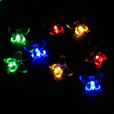 outdoor novelty string lights shapes all home design