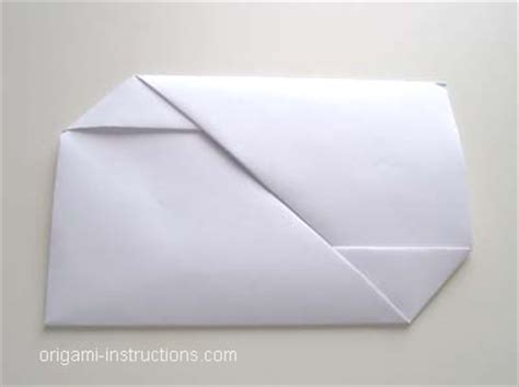 origami with 8 5x11 paper easy origami envelope folding how to make