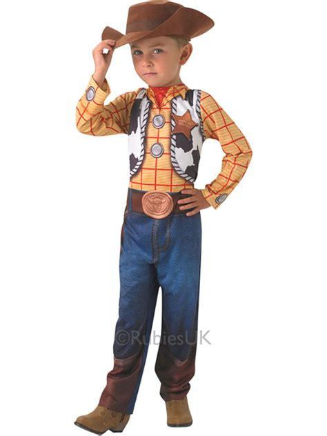 cowboy film kinder child disney toy story woody new fancy dress costume hat
