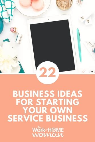 my own service 22 business ideas for starting your own service business
