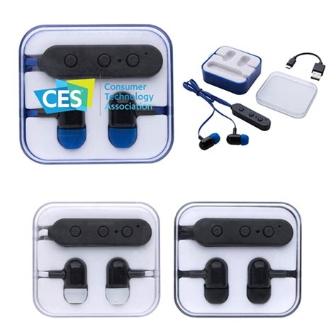 best wireless earbuds 75 customized ear buds in square usimprints