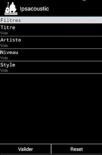 Ipsacoustic | Android-Logiciels.fr