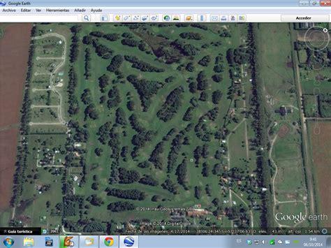 imagenes extrañas vistas desde google earth harbour golf vistas de canchas desde google earth