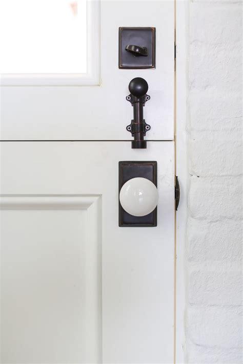 antique copper door handles hardware images