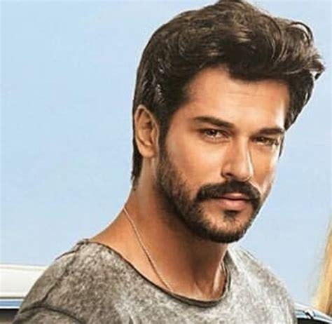 Hairstyles of Celebrities : Burak Ozcivit's Hairstyles 2017