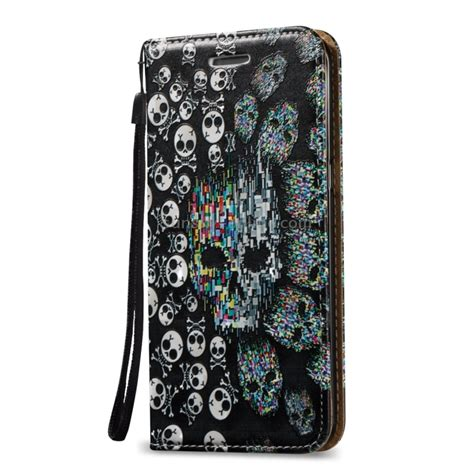Motomo Prisma 3d For Samsung Galaxy A3 2016 A310 sunsky for samsung galaxy s6 edge g928 3d relief skull pattern horizontal flip leather