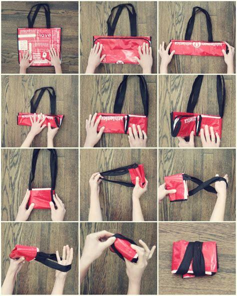 Rangement Sac à Astuce by How To Organize Reusable Bags Il Prend Astuces