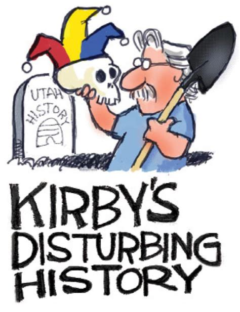 the kirbys of new a history of the descendants of kirby of middletown conn and of joseph kirby of hartford conn and of richard kirby of sandwich mass classic reprint books kirby s disturbing history utah sees its drive by
