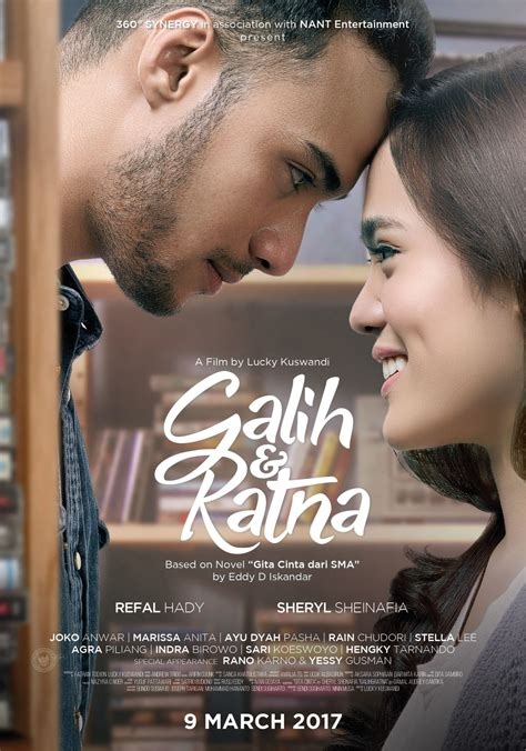 film galih ratna kisah cinta millenials di film galih ratna nontoners com