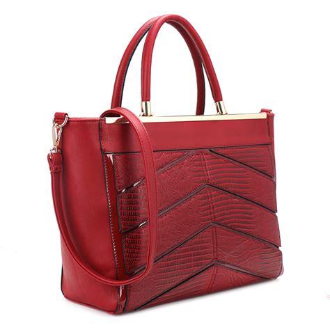 Fashion Bag Axs 02 wholesale real leather patchwork handbag