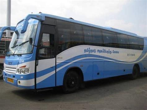 tamilnadu government volvo service transportation in tamil nadu roadways airways railways