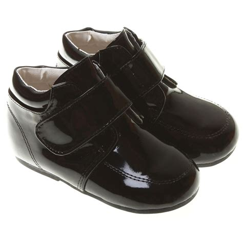 toddler boots sale sale baby and toddler boys black boots in patent cachet