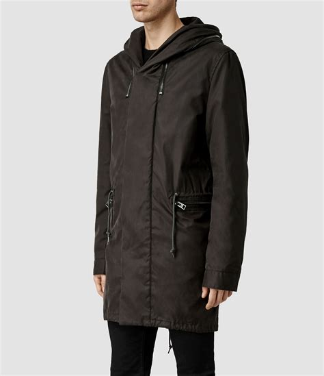 10 Jackets I by Lyst Allsaints Chilton Parka Jacket In For