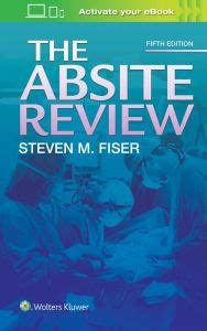 The Absite Review By Steven Fiser Paperback Barnes Amp Noble 174