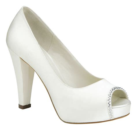 Wedding Shoes For Cheap by Cheap White Wedding Shoes Ideal Weddings