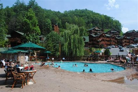 1 Bedroom Cabins In Gatlinburg Tn pool picture of westgate smoky mountain resort amp spa