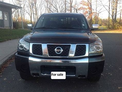 2004 nissan titan sale used 2004 nissan titan for sale by owner in hartford ct 06183
