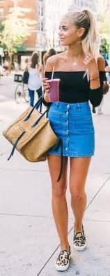 Denim mini skirt on pinterest mini skirts denim skirt and skirts