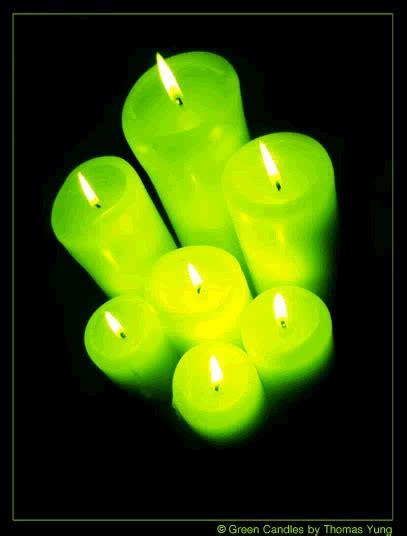 imágenes de velas verdes velas de colores im 225 genes de facebook postales bonitas
